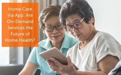 Advantages of Home Care Apps